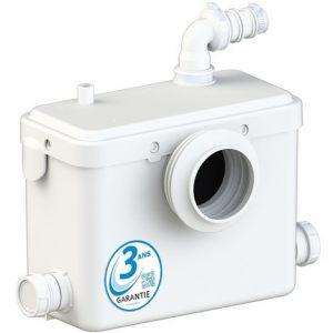 AQUASANI3 - Broyeur sanitaire