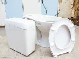 Comment démonter un wc à poser