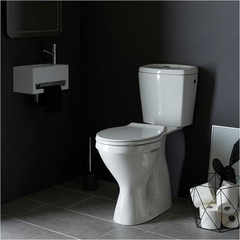 Pack Wc Sureleve Sortie Vertical Les Toilettes Et Wc