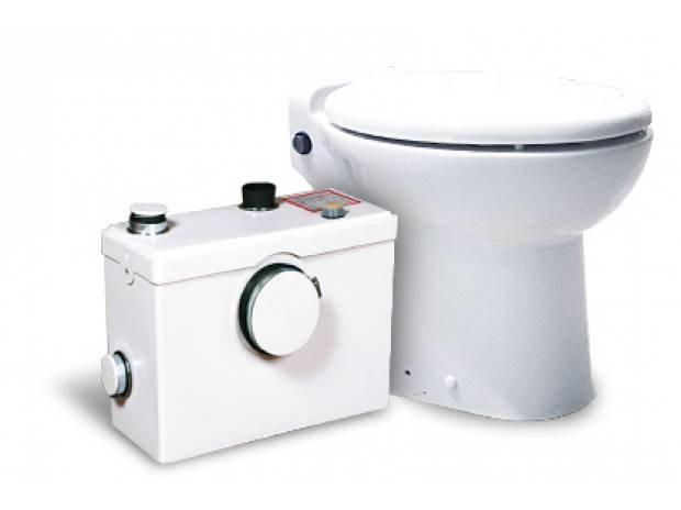 Comment déboucher un wc sanibroyeur ?