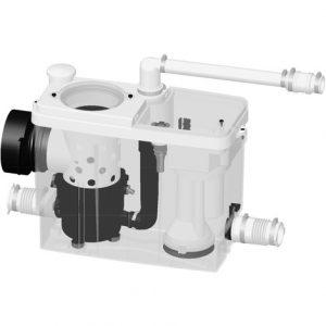 SANIPACK Pro UP pompe encastre