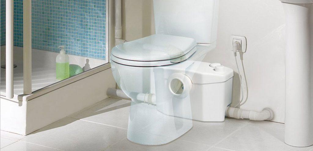 Qu'est-ce qu'un wc sanibroyeur ?